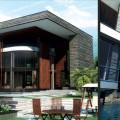 طراحی معماری پروژه ویلای آقای اصفهانی