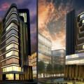 طراحی معماری پروژه هولدینگ رویال